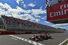 Formel 1 - Drei einfache Worte: Senna verhinderte Vettels Zeitenhatz