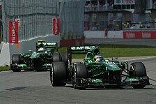 Formel 1 - Gespr�che in der finalen Phase: Caterham kurz vor Renault-Motorendeal