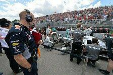 Formel 1 - Auch Ferrari soll Interesse haben: Ger�cht: Angelt Mercedes nach Newey?