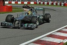Formel 1 - Bilderserie: Kanada GP - Statistiken zum Rennen in Montreal
