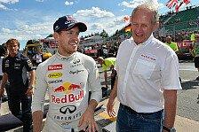 Formel 1 - Eine sarkastische Bemerkung: Marko: Privattest-�u�erung war nur ein Witz