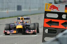Formel 1 - Formel Anarchie: Red Bull plant angeblich Privattest