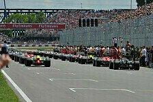 Formel 1 - Verhandlungen laufen: 2014 letzter Kanada GP?