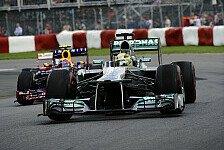 Formel 1 - Absolute H�chstgeschwindigkeiten: Nico Rosbergs Strecken-Guide: Kanada