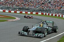 Formel 1 - Schnelle Strecke: Top oder Flop?: Hamilton: Noch R�ckstand auf die Spitze