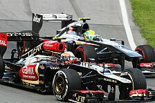 Formel 1 - Bilder: Kanada GP - Rennen