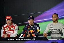 Formel 1 - Bilder: Kanada GP - Sonntag