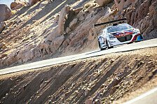 Rallye - Pikes Peak: Loeb pulverisiert Rekord