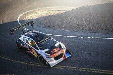 Rallye - Video - Loeb testet am Pikes Peak