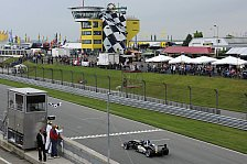 Formel 3 Cup - Sachsenring