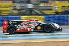 24 h Le Mans - Heidfeld vom Wetter beeinträchtigt