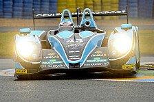 24 h von Le Mans - Offizielle Testfahrten