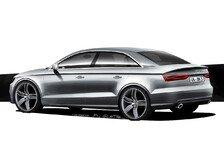 Auto - Dynamischer Kompakter mit vier T�ren: Audi A3 und S3 Limousine: Gewicht setzt Ma�st�be