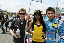 ADAC GT Masters - Auch so zufrieden: Farnbacher Racing knapp am Podium vorbei