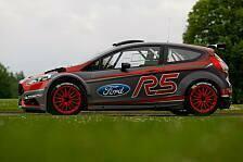 WRC - Keine Zweifel am Leistungsverm�gen: M-Sport enth�llt Ford Fiesta R5