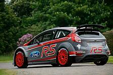 WRC - Launch M-Sport Ford Fiesta R5