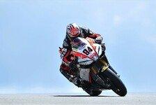 Superbike - Fabrizio �bernimmt f�r Rea: Elias bei den Red Devils