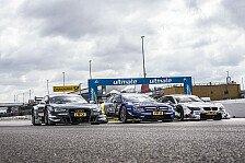 DTM - Wer sich zur�cklehnt, wird nach hinten durchgereicht: Audi, BMW & Mercedes g�nnen sich keine Pause