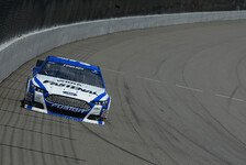 NASCAR - Kurt Busch startet wieder aus der ersten Reihe: Michigan-Pole geht an Edwards
