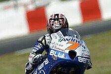 MotoGP - Del Amor springt ein: Aoyama nach Sturz in Barcelona operiert