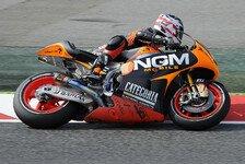 MotoGP - Corti konnte sich steigern: Edwards k�mpfte mit Elektronik und Vorderreifen