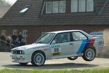 ADAC Rallye Masters - Den Speed und die Konstanz weiter verbessert : Timo Gr�tsch weiter im H�henflug