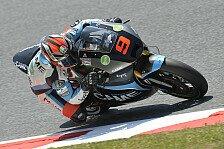 MotoGP - Pesek gab mit Schmerzen auf: Petrucci von Platz 16 entt�uscht