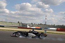 Formel 3 Cup - Gelungene Premiere: Kirchh�fer beendet erste Saisonh�lfte mit Sieg