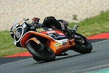ADAC Junior Cup - Saisonh�hepunkt im Rahmen der MotoGP: Viertes Saisonrennen auf dem Sachsenring