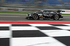DTM - Gute Pace, schlechte Strategie: Roberto Merhi: Fast ohne Kontakt