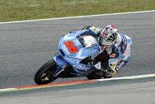 Moto3 - Spanier unter sich: Vinales holt die letzte Bestzeit