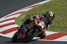 Moto3 - Zweiter Sieg in Folge: Salom siegt auch in Barcelona