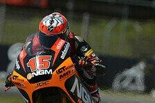 MotoGP - Neuer Ersatzfahrer f�r Laguna Seca: De Angelis springt f�r Spies ein