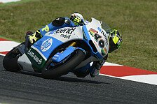 Moto2 - Sucipto sorgt f�r rote Flagge: Espargaro holt sich letzte Trainingsbestzeit