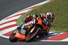 Moto2 - Corsi bleibt optimistisch: Pasini: Wiedergutmachung in Deutschland