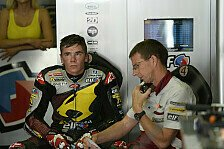 Moto2 - Sturz im Qualifying: Redding: Handgelenk gebrochen, kein Start