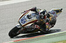 Moto2 - Redding in Indianapolis auf Pole