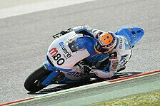 Moto2 - Redding erfolgreich operiert: Rabat f�hrt Warm-Up an