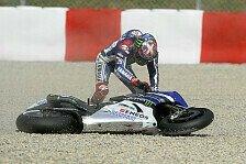 MotoGP - Vorderreifen ist zu weich: Lorenzo �bt Kritik an Bridgestone