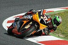 MotoGP - Edwards schiebt eine Nachtschicht: Corti: Keine Probleme mit Corkscrew