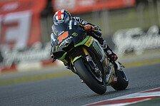 MotoGP - Einfach langsamer fahren: Smith: Rezept gegen St�rze gefunden