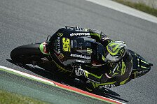 MotoGP - Smith muss unters Messer: Crutchlow bei Barcelona-Tests F�nfter