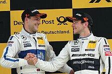 DTM - Einstand nach Ma�: Mercedes-Triumph: Wo war eigentlich Toto Wolff?