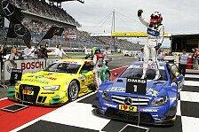 DTM - H�hen, Tiefen und ver�rgerte Piloten: Lausitzring: Die acht Antworten zum Rennen