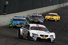 DTM - Viertes Rennen - vierte Nullrunde: Tomczyk k�mpft auf verlorenem Posten