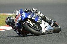 MotoGP - Haltbarkeit ist gut: Yamaha macht sich keine Sorgen �ber Motoren