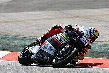 Moto2 - P5 im Training: Schr�tter: Das gibt Selbstvertrauen