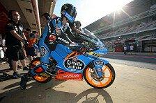 Moto3 - Gutes Gef�hl auf der Honda: Rins: Diese Zeiten sind im Quali nicht drin