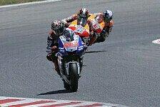 MotoGP - Sturzreiche Hitzeschlacht: Auslaufrunde - Der etwas andere R�ckblick