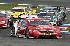 DTM - Bilderserie: Norisring - Vorschau-Stimmen: Mercedes